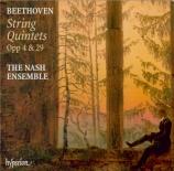 BEETHOVEN - Nash Ensemble - Quintette à cordes n°1 op.4