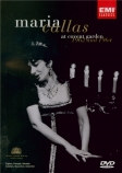Maria Callas at Covent Garden 1962 and 1964
