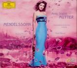 MENDELSSOHN-BARTHOLDY - Mutter - Concerto pour violon et orchestre en mi + DVD