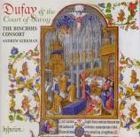 Dufay et la Cour de Savoie