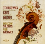 GRIEG - Bashmet - Holberg suite op.40 : version pour orchestre à cordes