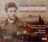 Orchestral Works - Chamber Musica - Piano Music