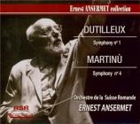 DUTILLEUX - Ansermet - Symphonie n°1
