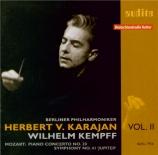 MOZART - Karajan - Symphonie n°41 en do majeur K.551