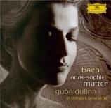 BACH - Mutter - Concerto pour violon en la mineur BWV.1041