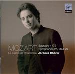 MOZART - Rohrer - Symphonie n°25 en sol mineur K.183 (K6.173dB)