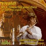 VIVALDI - Fumet - Concerto pour flûte et hautbois RV 88