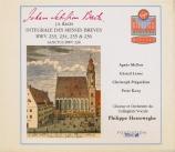 BACH - Herreweghe - Messe luthérienne BWV 233