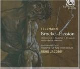 TELEMANN - Jacobs - Brockes-Passion TWV 5:1 'Mich vom Stricke meiner Sun
