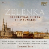 ZELENKA - Camerata Bern - Capriccio n°1 en ré majeur ZWV.182