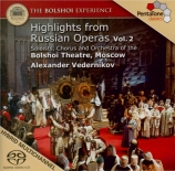Highlights from russian operas Vol.2