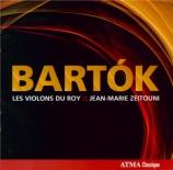 BARTOK - Zeitouni - Divertimento pour orchestre à cordes Sz.113 BB.118