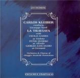 VERDI - Kleiber - La traviata, opéra en trois actes Live Firenze, 9 - 12 - 1984