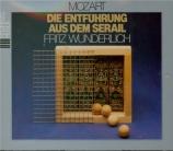 MOZART - Kertesz - Die Entführung aus dem Serail (L'enlèvement au sérail Salzburg 4 - 8 - 61
