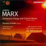 Orchestral Songs and Choral Works