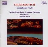 CHOSTAKOVITCH - Slovak - Symphonie n°8 op.65