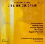 STRAUSS - Mackerras - Die Liebe der Danae (L'amour de Danae), opéra op.8
