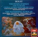 HOLST - Groves - The hymn of Jesus op.37
