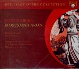 SCHOENBERG - Gielen - Moses und Aron