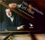 MENDELSSOHN-BARTHOLDY - Huvé - Rondo capriccioso (étude), pour piano en