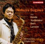 YOSHIMATSU - Sugawa - Concerto pour saxophone op.93 'Albireo mode'