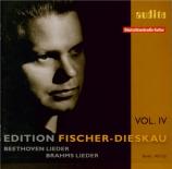 BEETHOVEN - Fischer-Dieskau - Maigesang, lied pour voix et piano op.52 n