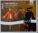 HAYDN - Jerusalem Quart - Quatuor à cordes n°35 en fa mineur op.20 n°5 H