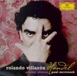 HAENDEL - Villazon - Airs d'opéras