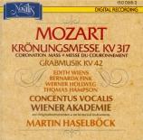 MOZART - Haselbock - Missa 'Kronungsmesse' K.317