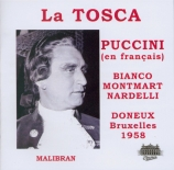 PUCCINI - Doneux - Tosca