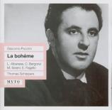 PUCCINI - Schippers - La bohème (Live, MET 15 - 2 - 1958) Live, MET 15 - 2 - 1958