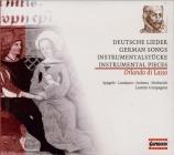 Deutsche Lieder - Instrumentalstücke