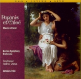 RAVEL - Levine - Daphnis et Chloé