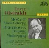 MOZART - Oistrakh - Concerto pour violon et orchestre n°3 en sol majeur