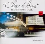 Clair de lune : French Piano Music