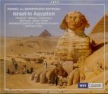 HAENDEL - Max - Israel in Egypt, oratorio HWV.54 Version de 1833 par Mendelssohn