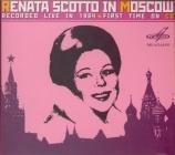 Renata Scotto in Moscow Live