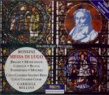 ROSSINI - Bellini - Messa di Lugo