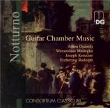 Notturno - Guitar Chamber Music