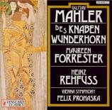 MAHLER - Prohaska - Des Knaben Wunderhorn (Le Cor enchanté de l'enfant)