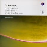 SCHUMANN - Pires - Kinderszenen (Scènes d'enfants), treize pièces pour p