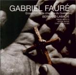 FAURE - Labadie - Tantum ergo, motet pour voix solo, chœur et orgue, pia
