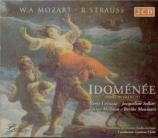 MOZART - Cloez - Idomeneo, rè di Creta (Idoménée, roi de Crète), opéra s Version de Richard Strauss chantée en français