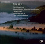 WEBER - Kantorow - Symphonie n°2 en do majeur
