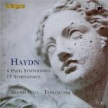 HAYDN - Weil - Six symphonies parisiennes Hob.I:82-87
