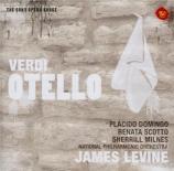 VERDI - Levine - Otello, opéra en quatre actes