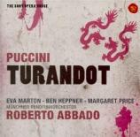 PUCCINI - Abbado - Turandot