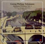 Quatuors parisiens Vol.1