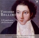 BELLINI - Dini-Ciacci - Huit symphonies pour orchestre