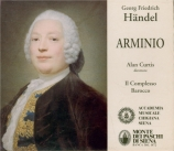 HAENDEL - Curtis - Arminio HWV36